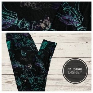 TC Dr Facilier Villains Leggings